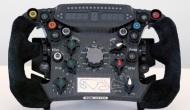 2012 F1 Steeringwheel