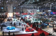Geneva Auto Show2012