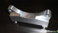 EVO IX Wilwood SL6R Custom brackets by JDM Factory,INC.