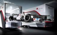 F1 Sauber vehicle cutaway:video