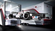 F1 Sauber vehicle cutaway: video
