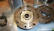 Rear differential rebuild (Weir Performance MaxGripLSD)