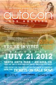 Autocon LA 2012
