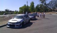 Nissan Club Of Fresno Mountain Run08/25/12