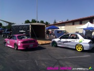 Tanso Drift Event, Fresno Fairgrounds